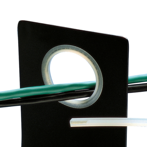 Panduit GES99F-A-C0 Slotted Adh. Grommet Edging