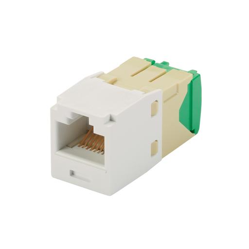 Module,Cat6,38/30AWG,8P/8W,WH