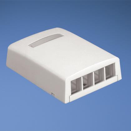 Mayer-NK,4pt,SurfaceMountBox,WH,EA-1