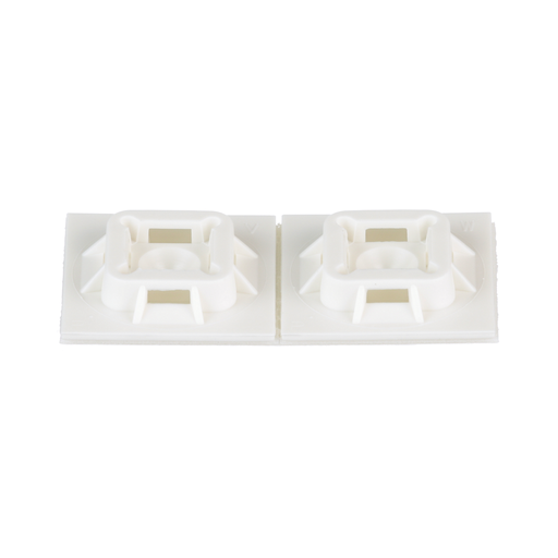 Mayer-Panduit ABM100-A-C 4-Way Adhesive Backed Cable Tie Mount-1