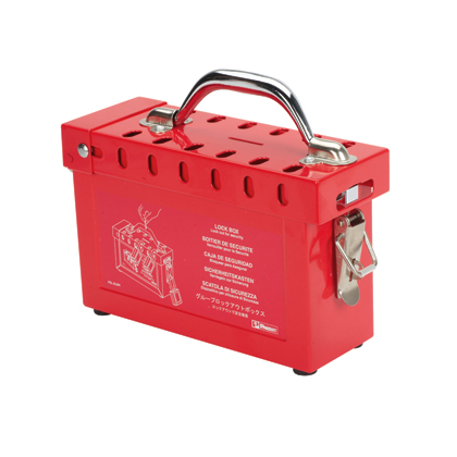 Mayer-Panduit PSL-GLBN Group Lock Box-1