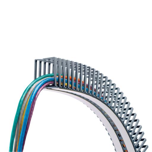 Mayer-Panduit FL25X25LG-A Flexible Wiring Duct-1