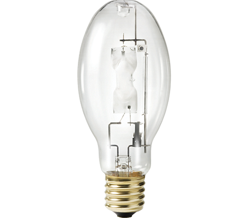 PHILIPS 287334 MH175/U ED28 CLEAR MOGUL BASE HID METAL HALIDE LAMP UNIVERSAL BURN