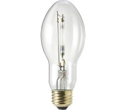 Philips C100S54/M PH High Pressure Sodium, BD17, 9500 Lumens, 100 Watts, Warm White 2100K, CRI 21, Medium Screw, 24000 Avg Hour, ANSI S54, 467274