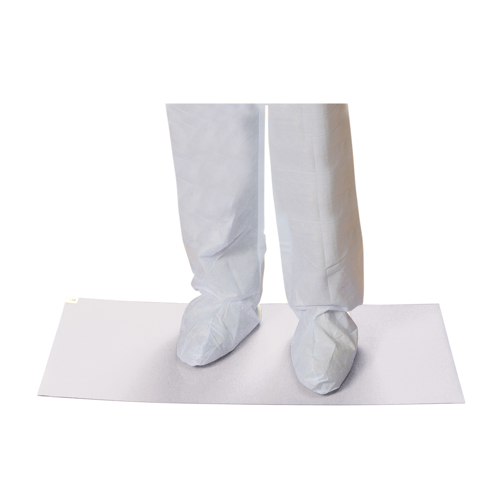 "PIP 100-93-264538W CONTAMINATIONCONTROL MAT, 26""X 45"",WHITE, 30 LAYERS, 8 PER CASE LIKELYSUBJECT TO TAX"