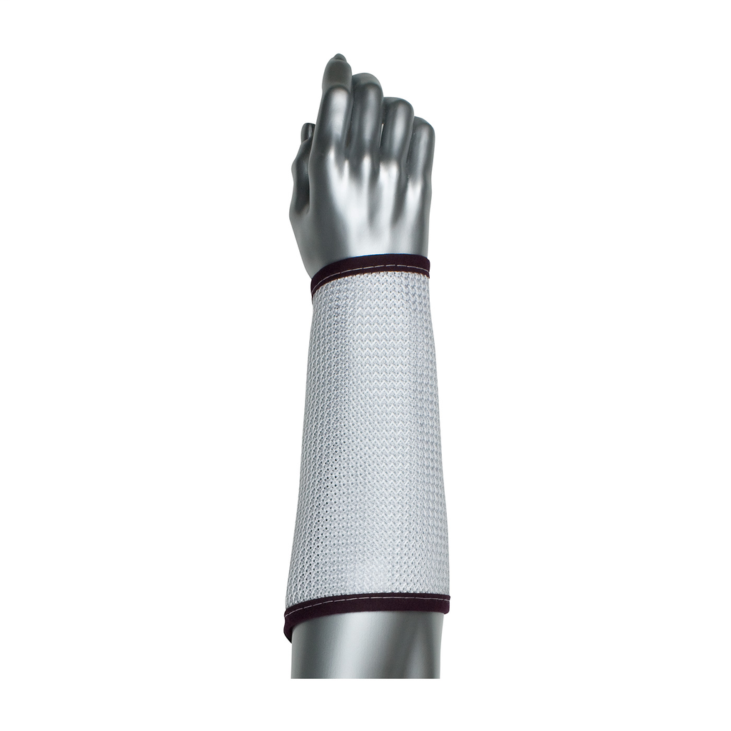 PIP 30-6795W/L WHITE CANE MESHSLEEVE, 9-INCH, DOUBLE PLY, VELCROCLOSURE LIKELY SUBJECT TO TAX
