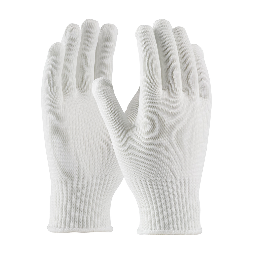 PIP 40-C2210/L CLEANTEAM SEAMLESSKNIT GLOVE, 100% POLYESTER, 10GAUGE MEDIUM WEIGHT LIKELY SUBJECTTO TAX