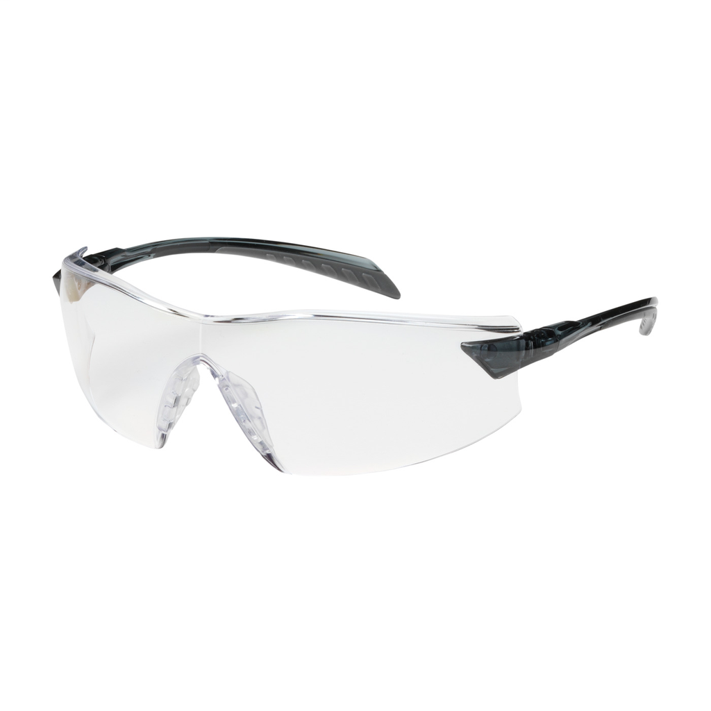 PIP 250-45-0020 RADAR, CLR LENS,AS/AF, GRY BAYONET TEMPLES, RUBBERPADS, CSA LIKELY SUBJECT TO TAX