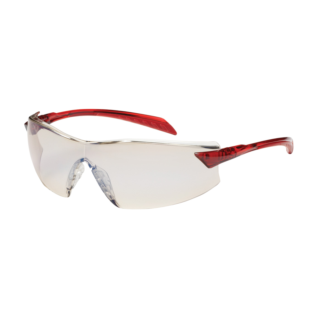 PIP 250-45-1226 RADAR, I/O BL LENS,AS/AF, RED BAYONET TEMPLES, RUBBERPADS, CSA LIKELY SUBJECT TO TAX