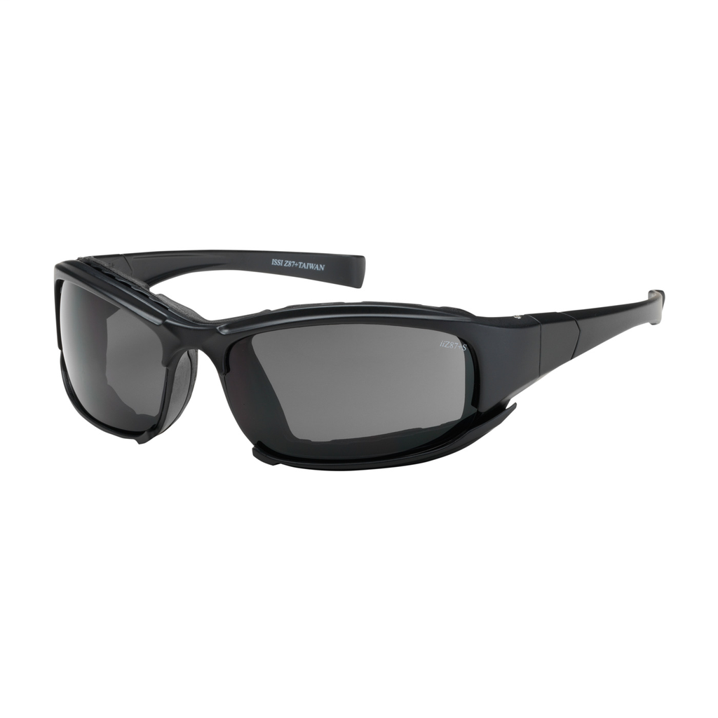 PIP 250-CE-10091 CEFIRO, GRY LENS,BLK FULL FRM W/ FOAM PADDING, AF,TMPLS &STRAP LIKELY SUBJECT TO TAX