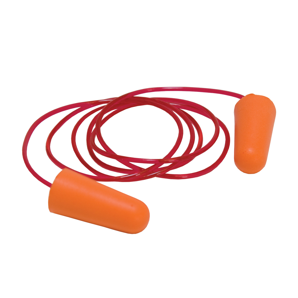 PIP 265-100C ECONOMY BULLET,CORDED, 32 DB NRR, ORANGE PU FOAM,100 PAIR/BOX LIKELY SUBJECT TO TAX