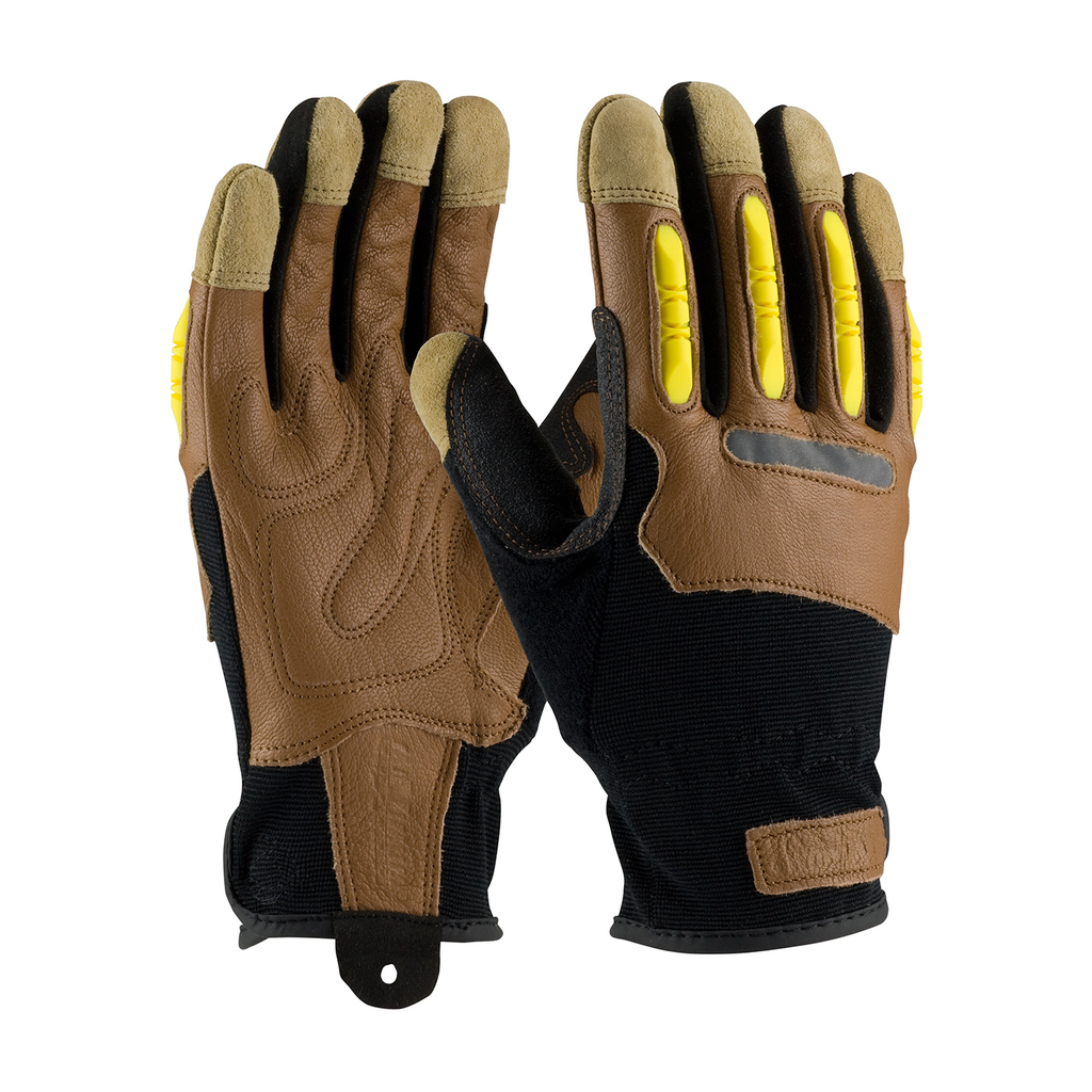 PIP 120-4200/L Large Pair Journeyman Drivers Gloves