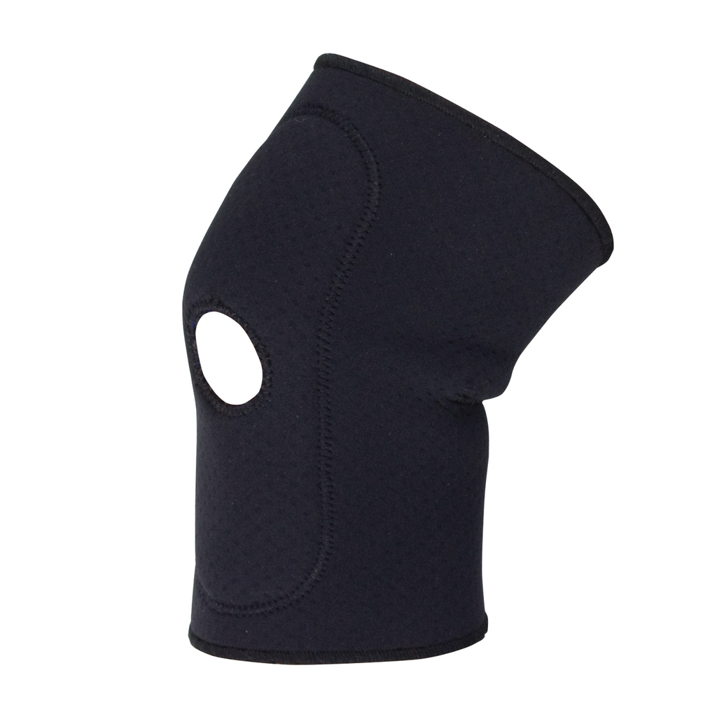 "PIP 290-9020M KNEE SLEEVE, MEDIUM14-15"", TERRY LINED NEOPRENEW/ NYLON OUTER SHELL LIKELY SUBJECTTO TAX"