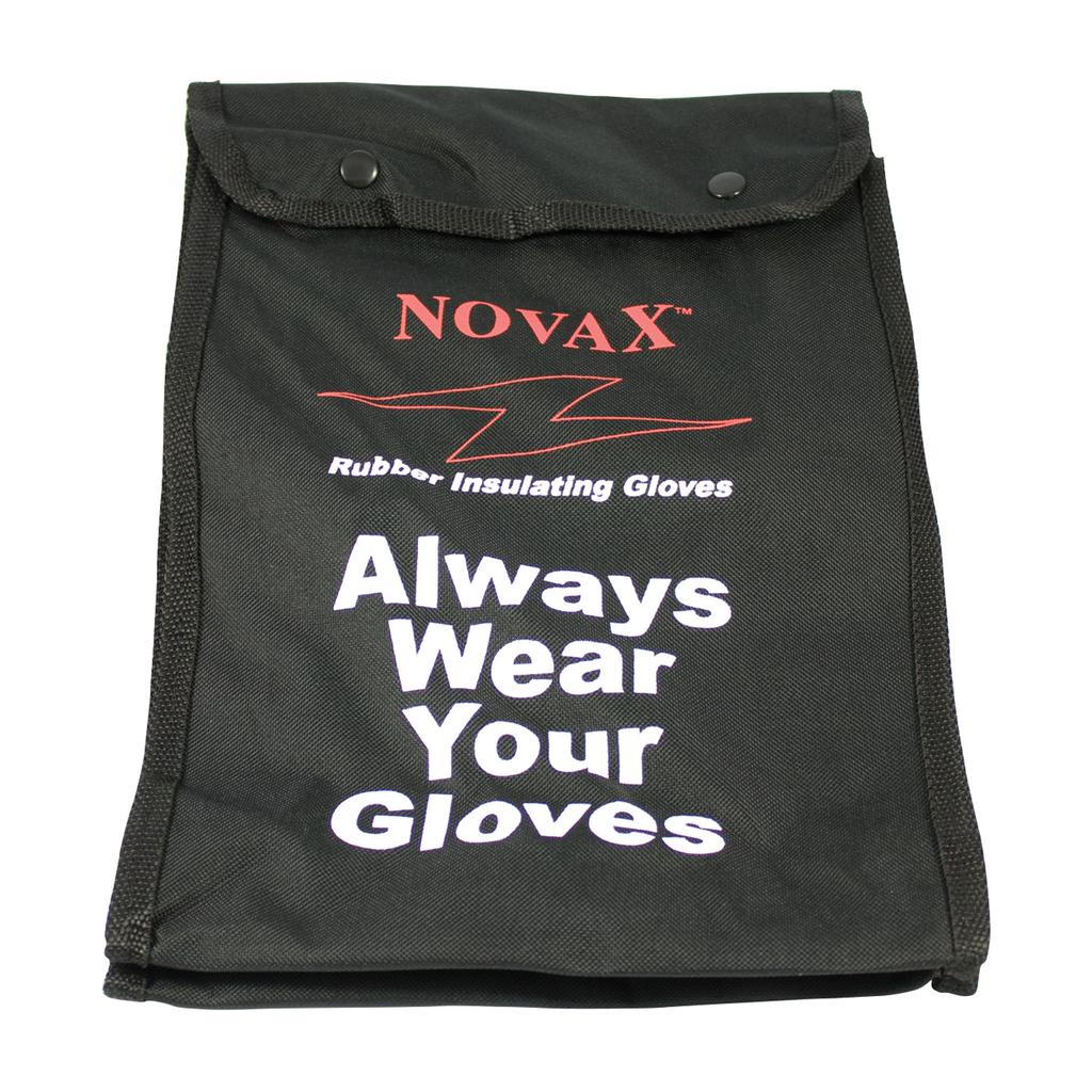 PIP 148-2136 11 Inch Black Nylon Gloves Storage Bag