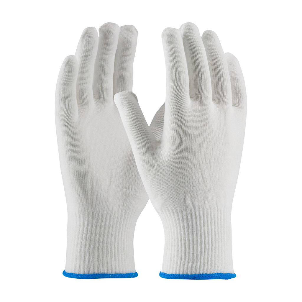 PIP 40-730/M 100% NYLON LINERS W/OCOATING, FULL FINGERED, LGT.WGT.LIKELY SUBJECT TO TAX