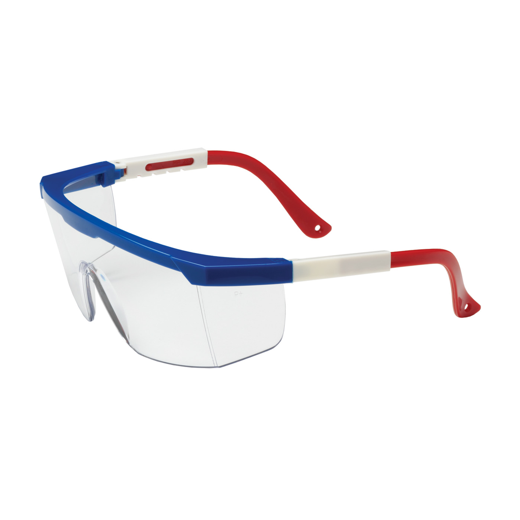 PIP 250-24-0300 HI-VOLTAGE ARC, CLRAS LENS, RED/WHITE/BL FRM, ADJTMPLS LIKELY SUBJECT TO TAX
