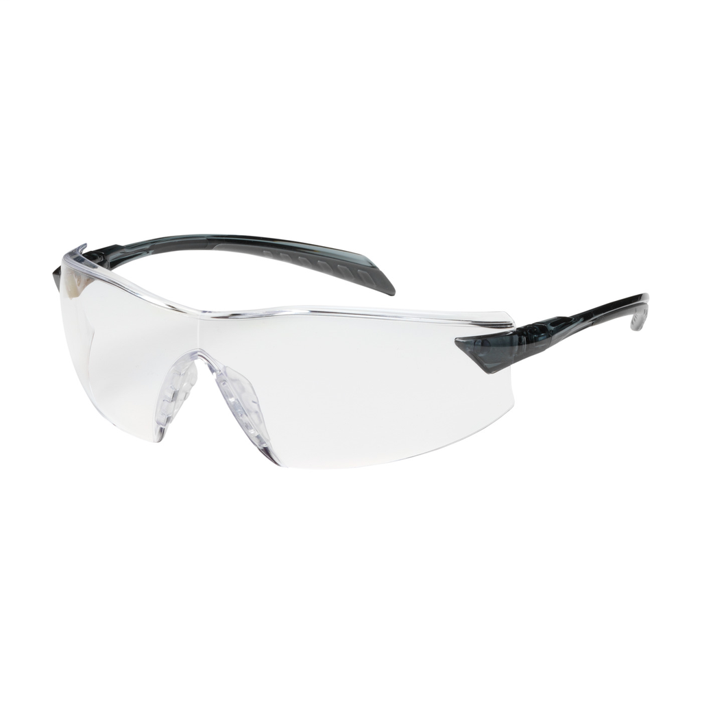 PIP 250-45-0010 RADAR, CLR LENS,AR/AS, GRY BAYONET TEMPLES, RUBBERPADS, CSA LIKELY SUBJECT TO TAX