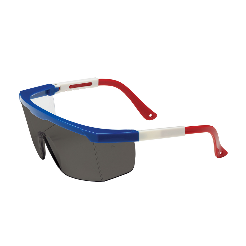 PIP 250-24-0301 HI-VOLTAGE ARC, GRYAS LENS, RED/WHITE/BL FRM, ADJTMPLS LIKELY SUBJECT TO TAX