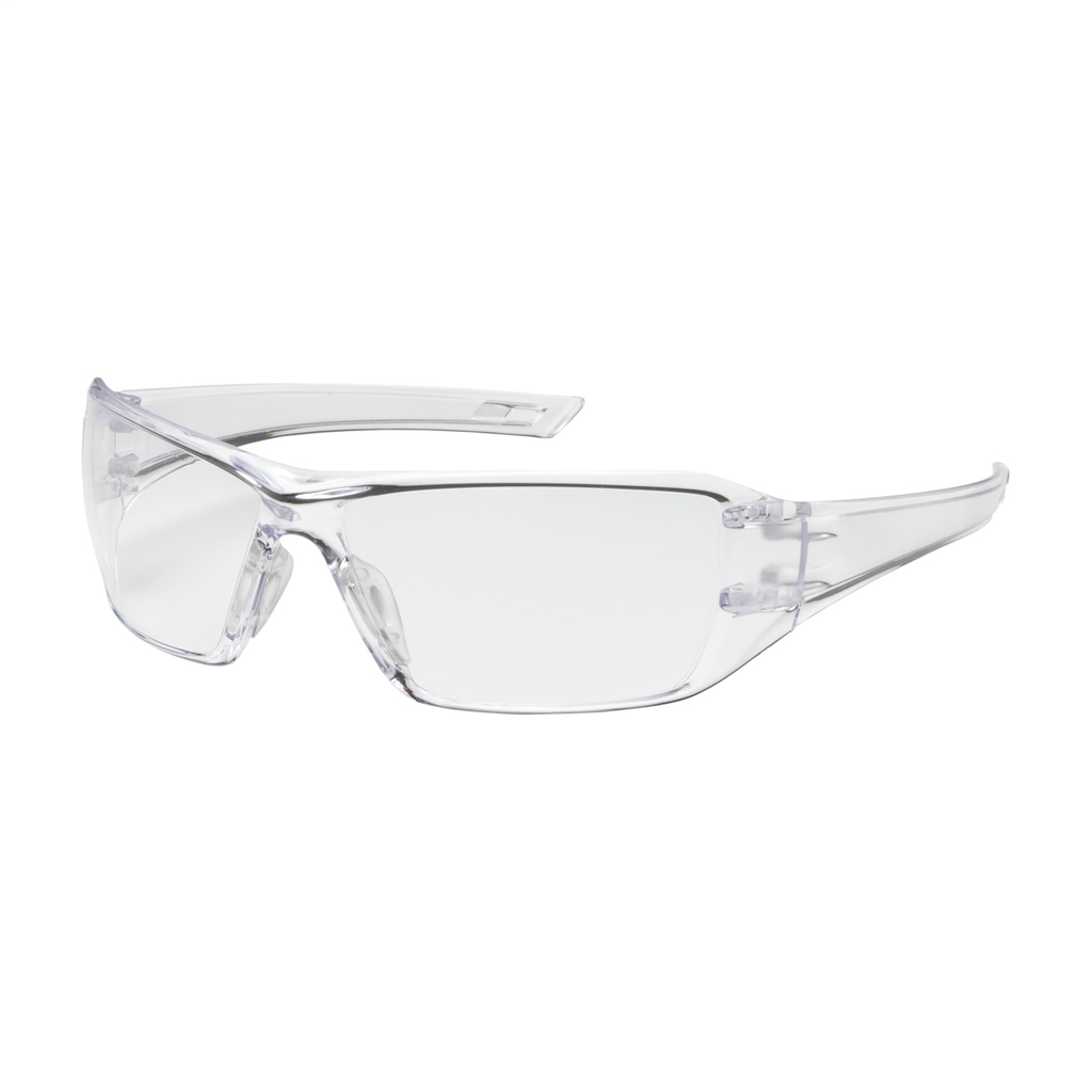 PIP 250-46-0020 CAPTAIN, CLR LENS,AS/AF, CLR BAYONET TEMPLES, RUBBERPADS, CSA LIKELY SUBJECT TO TAX