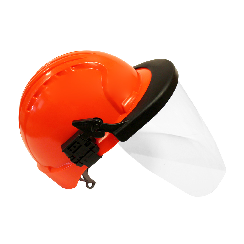PIP 251-01-6211 JSP SUREFIT SAFETYVISOR, CLEAR ACETATE, FITS JSP HARDHAT ADAPTER LIKELY SUBJECT TO TAX