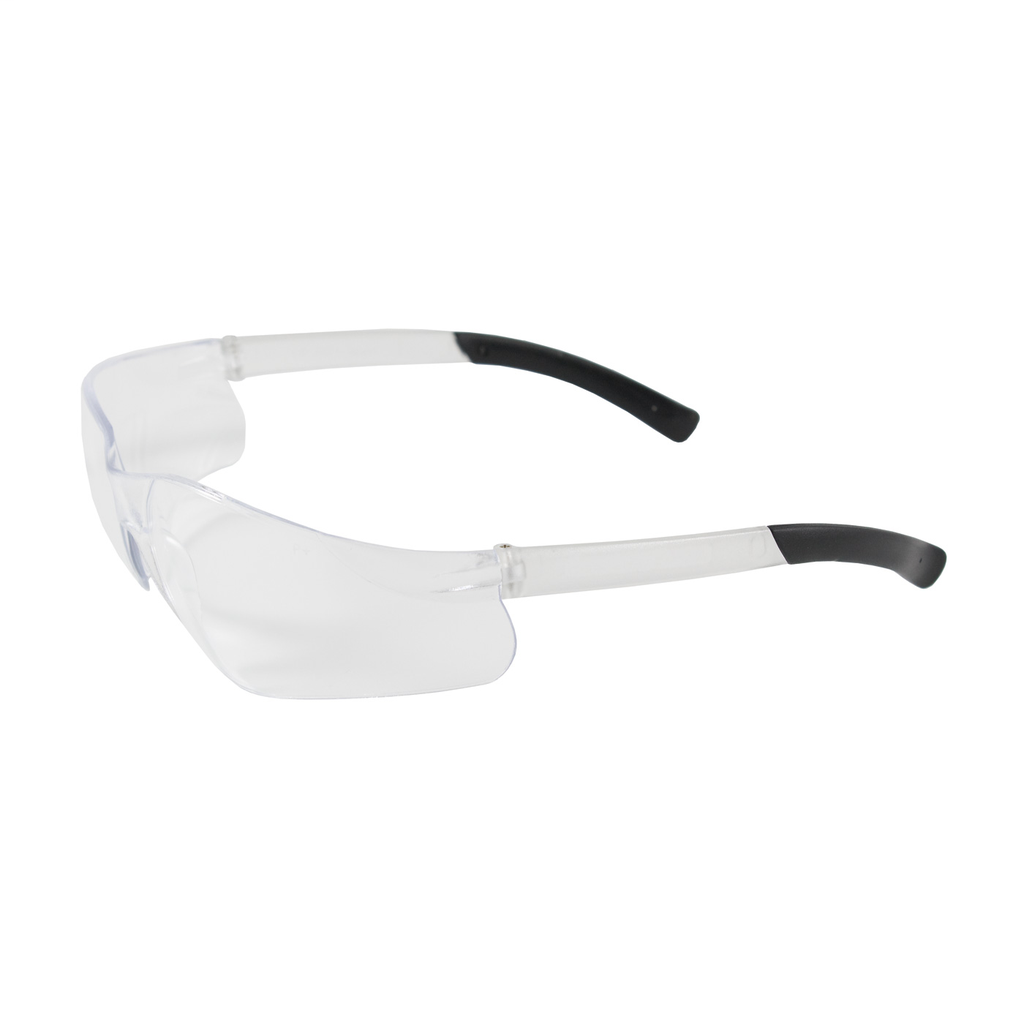 PIP 250-06-0080 Z13, CLR UNCOATEDLENS, CLR TMPLS, RUBBER TMPLE ENDSLIKELY SUBJECT TO TAX