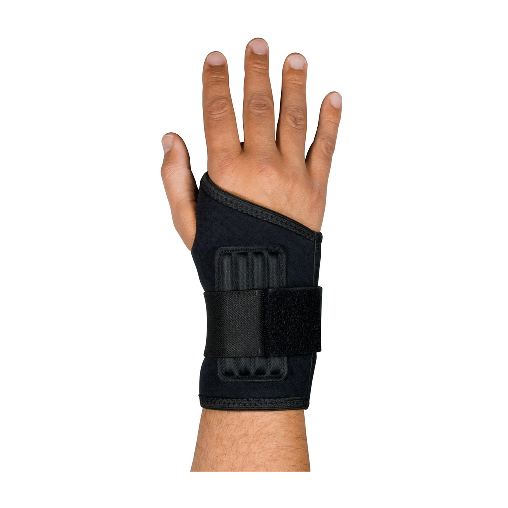 "PIP 290-9013L WRIST SUPPORT W/STAYS, LGE 7-7.5"",TERRY/NEOPRENE, HOOK & LOOP CLOSURELIKELY SUBJECT TO TAX"