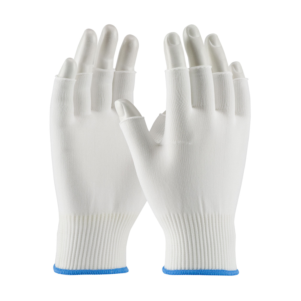 PIP 40-732/M 100% NYLON LINERS W/OCOATING, FINGERLESS, MED. WGT.LIKELY SUBJECT TO TAX