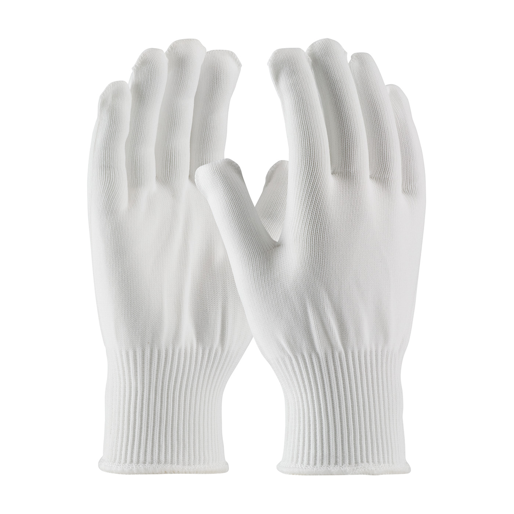 PIP 40-750/S 100% NYLON LINERS W/OCOATING, FULL FINGERED, MED. WGTLIKELY SUBJECT TO TAX