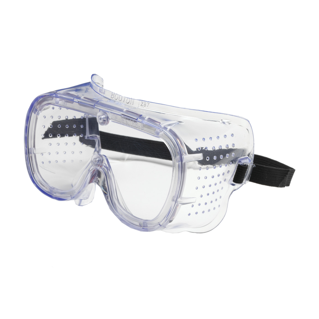 PIP 248-5090-400B 550 SOFTSIDESGOGGLE, DV, CLR LENS, CLEAR BL FRM,ELASTIC STRAP, AS/AF LIKELY SUBJECTTO TAX