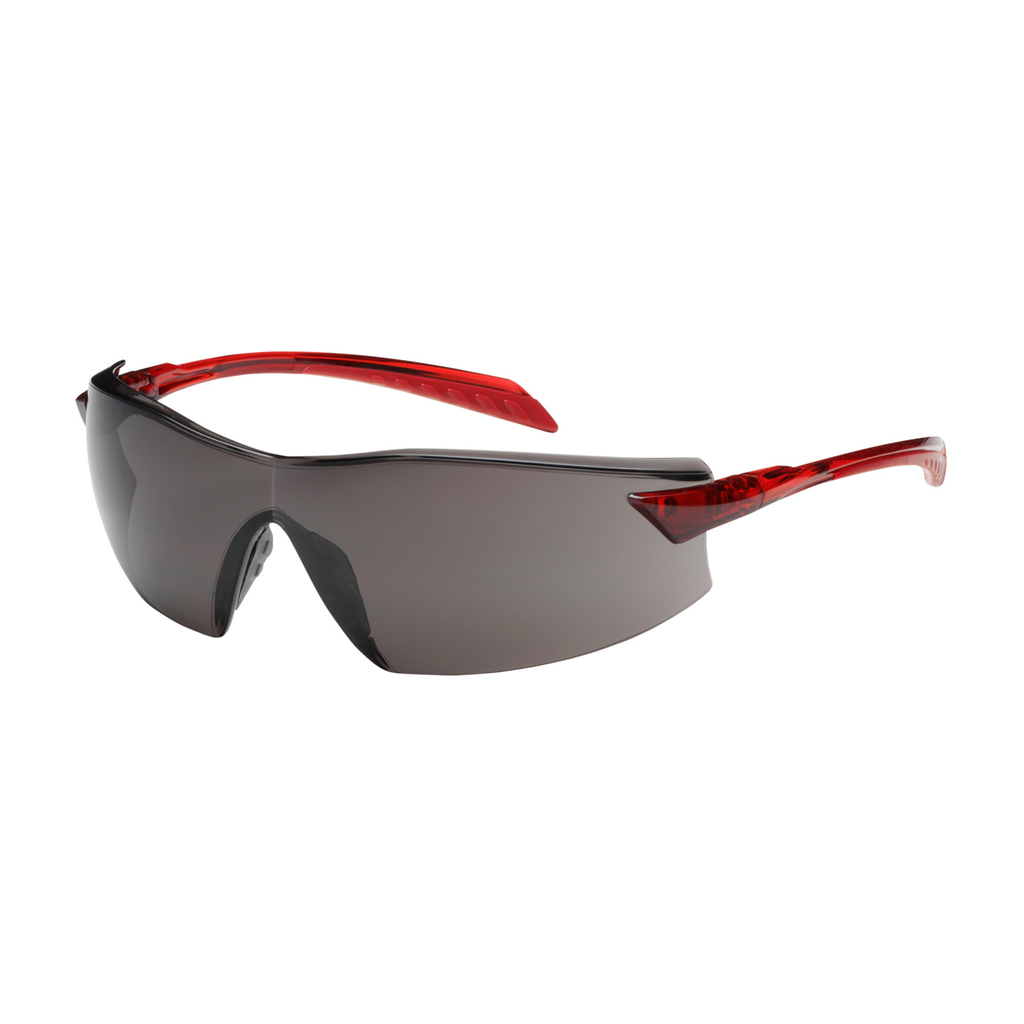 PIP 250-45-1021 RADAR, GRY LENS,AS/AF, RED BAYONET TEMPLES, RUBBERPADS, CSA LIKELY SUBJECT TO TAX