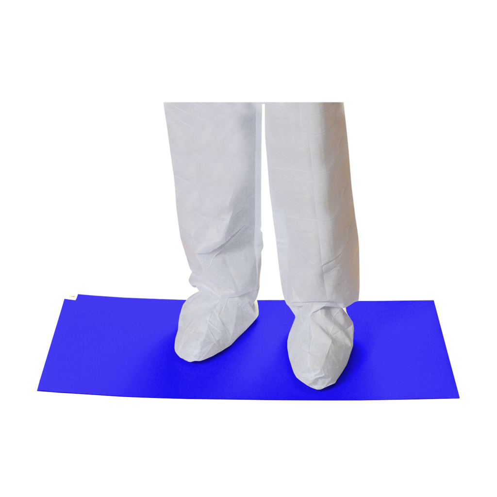 "PIP 100-93-366064B CONTAMINATIONCONTROL MAT, 36""X 60"",BLUE, 60 LAYERS, 4 PER CASE LIKELYSUBJECT TO TAX"
