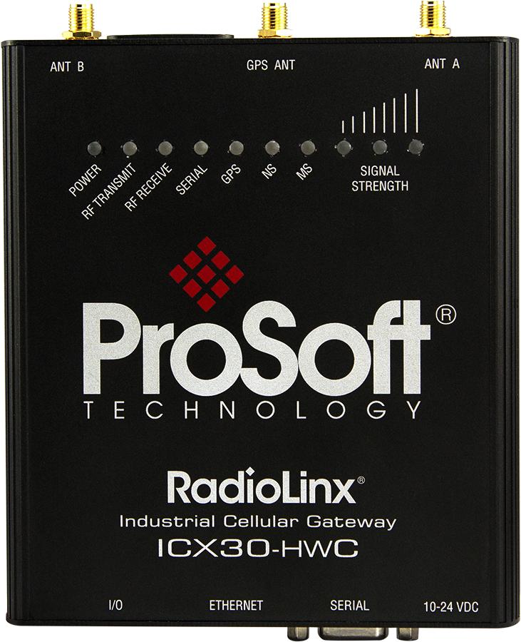 Industrial Cellular Gateway ICX30-HWC