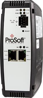 EtherNet/IP to Modbus TCP/IP Communications Gateway