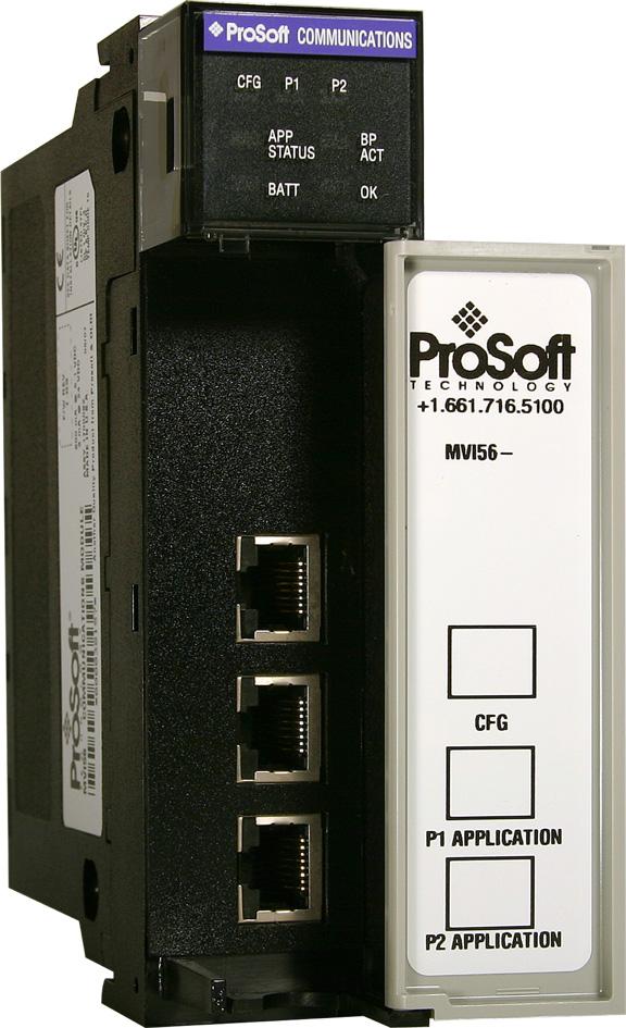 DF1 Master/Slave Network Interface Module for ControlLogix