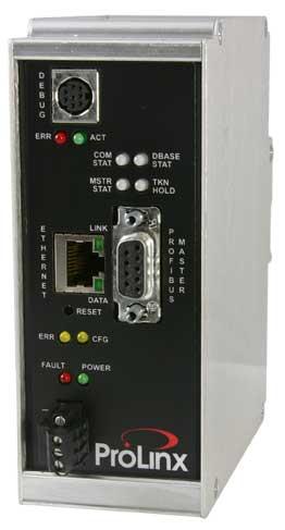 EtherNet/IP to PROFIBUS DPV1 Master Gateway