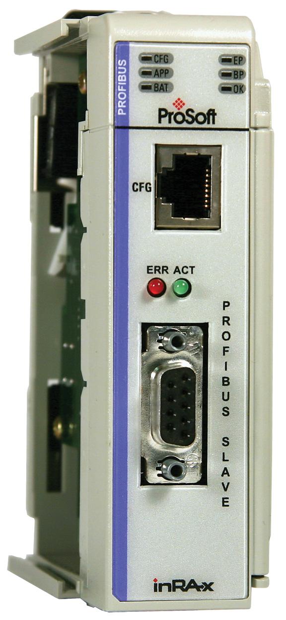 PROSOFT MVI69-PDPS PROFIBUS DPSLAVE COMMUNICATION MODULE