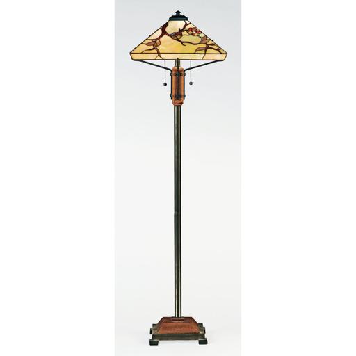 QUO TF9404M (2)100W A19 FLR LAMP