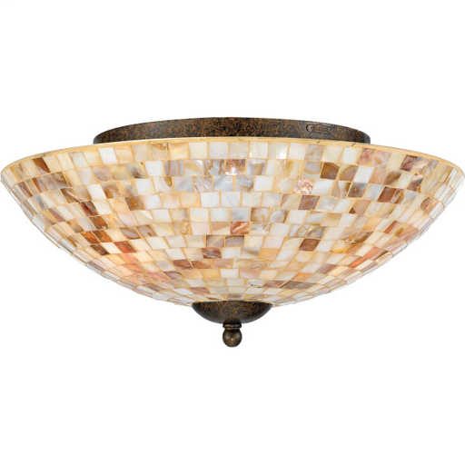 QUO MY1613ML SEMI FLUSH MOUNT MALAGA