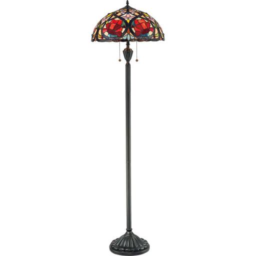 QUO TF879F LARISSA FLOOR LAMP 2-60A