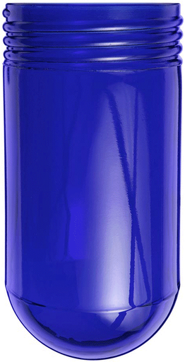 RAB GL100B GLOBE GLASS 100 SERIES BLUE