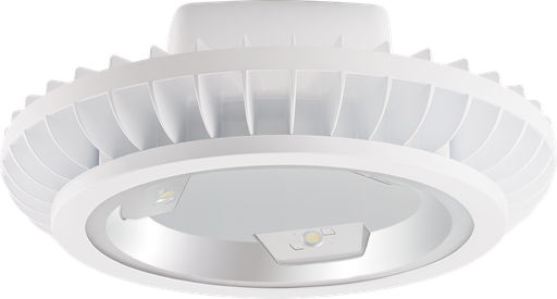 RAB BAYLED78W HIGHBAY 78W COOL LED 3X26W WITH HOOK AND CORD WHITE