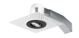 "Remodeller 2"" Round Adjustable 8W 4000K 90 CRI LED Triac 40Deg Trimless Black"