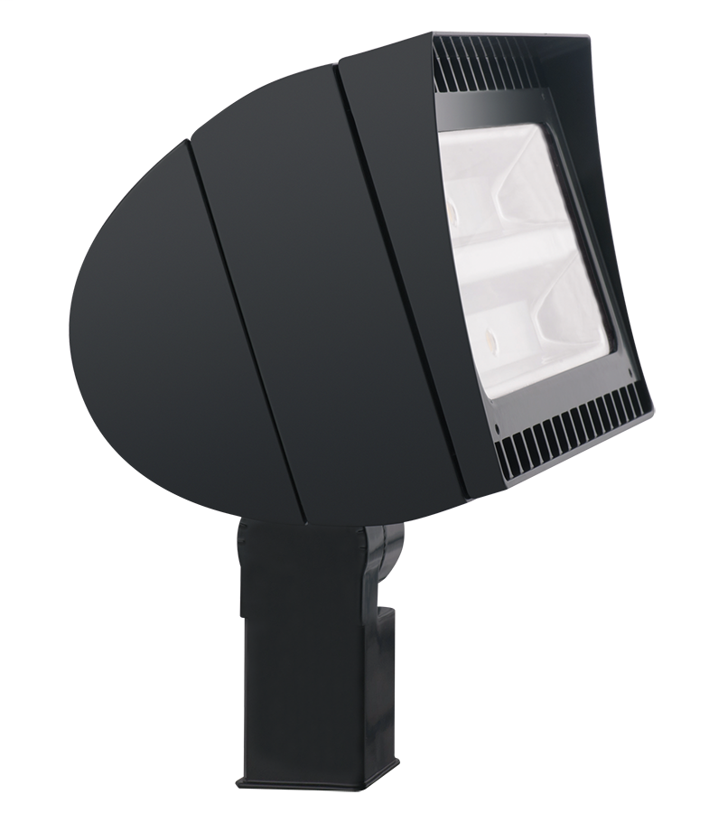 RAB FXLED78SFN FLEXFLOOD 78W NEUTRAL LED SLIPFITTER BRONZE