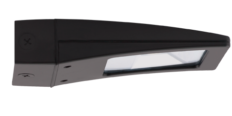 RAB WPLED10 JBOX MNT LED WALLPK 10W