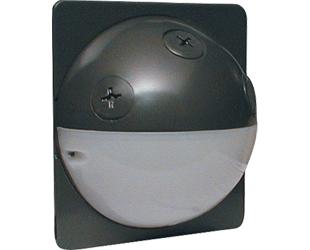 """RAB STUFF500 500 W 120 Volt 180 Degrees 4-3/4 x 4-3/16"""" Bronze Incandescent Lighting Sensor"""
