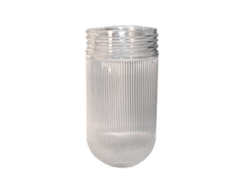 RAB GL200PRIS GLOBE GLASS 200 SERIES PRISMATIC