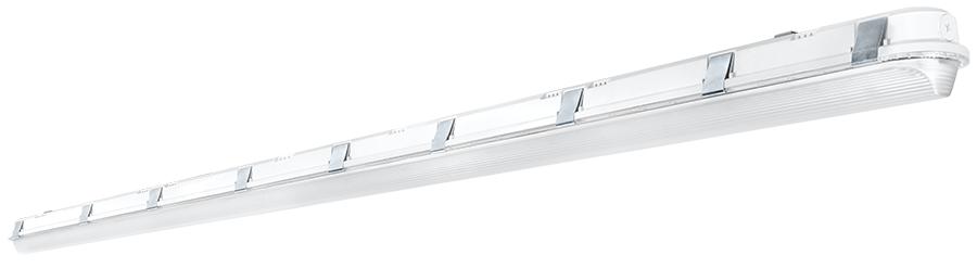 RAB SHARK8-100W/D10 LIN WASHDOWN 8FT 100W 5000K LED FIXTURE