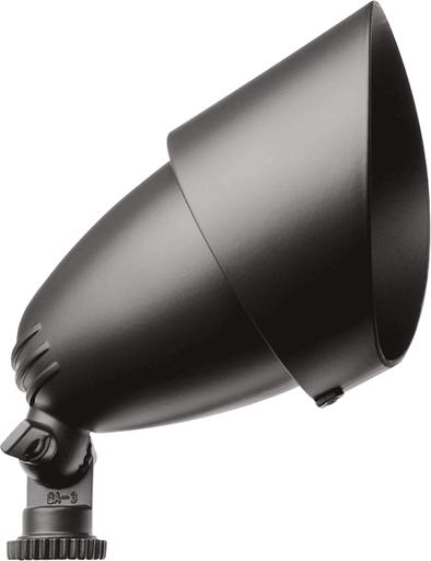 RAB QB1A QUARTZ BULLET FLOOD 75W 120V + LAMP BRONZE