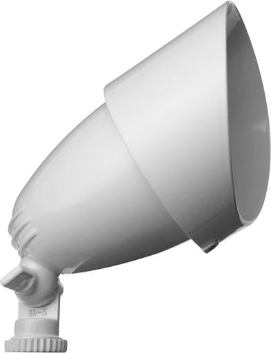 RAB QB1W QUARTZ BULLET FLOOD 75W 120V + LAMP WHITE