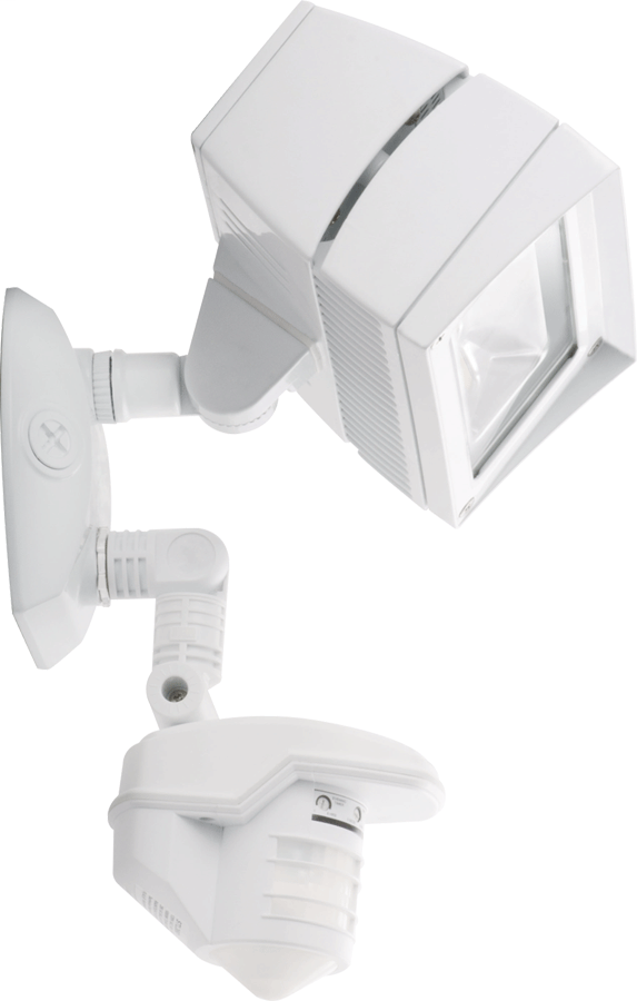RAB STL3FFLED18W 18 W 120 Volt 8-5/8 x 9 x 12-1/4 Inch Cool White Die-Cast Aluminum LED Floodlight Fixture